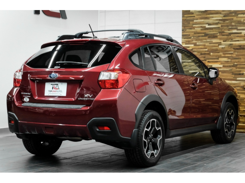 Subaru XV Crosstrek 2014 price $13,992