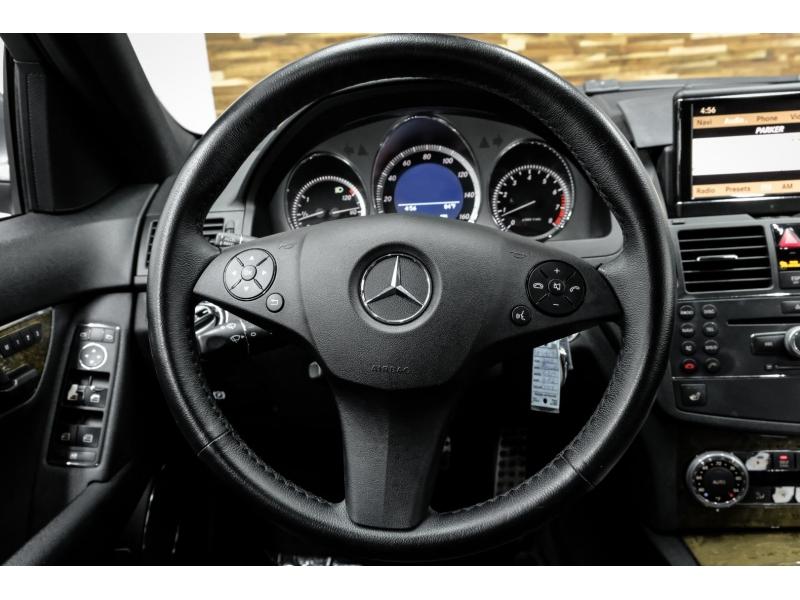Mercedes-Benz C-Class 2009 price $9,492