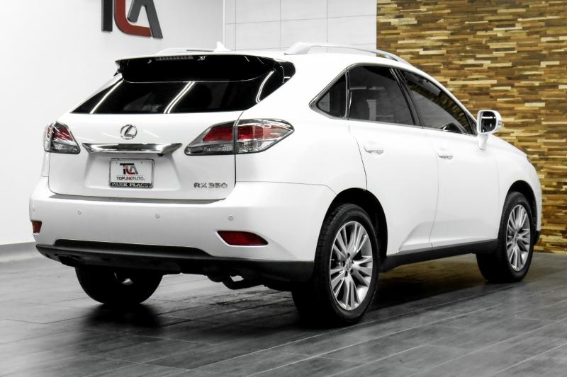 Lexus RX 350 2013 price $14,293