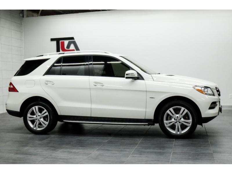 Mercedes-Benz M-Class 2012 price $21,991