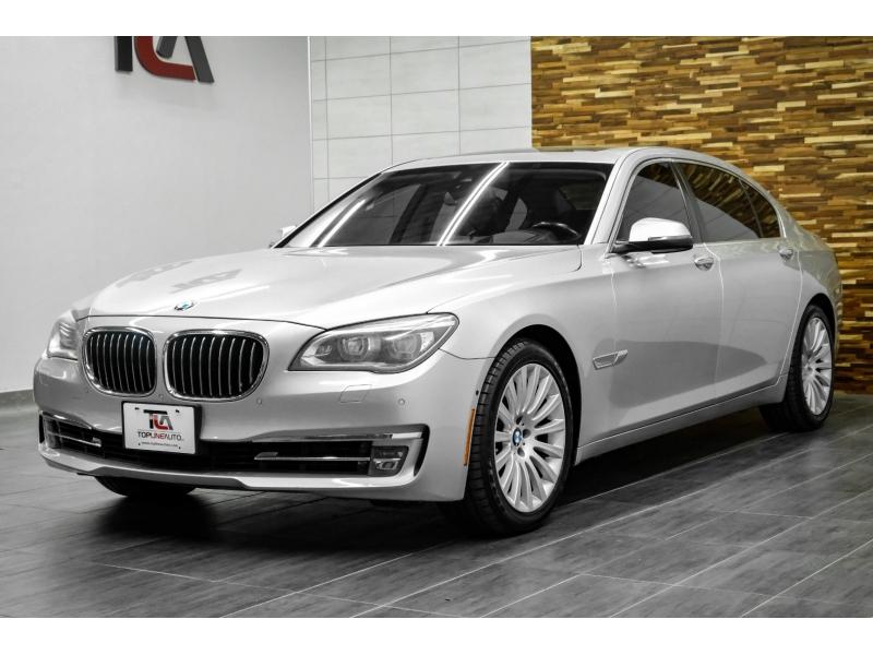BMW 7-Series 2013 price $16,991