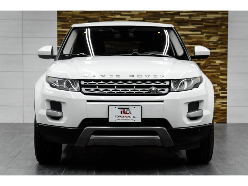 Land Rover Range Rover Evoque 2015 price $17,991