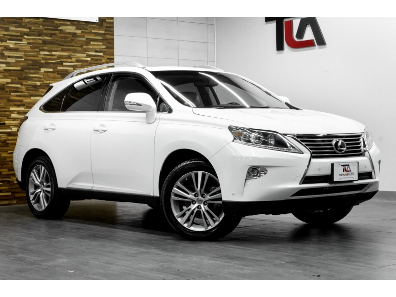 Lexus RX 350 2015 price $18,991