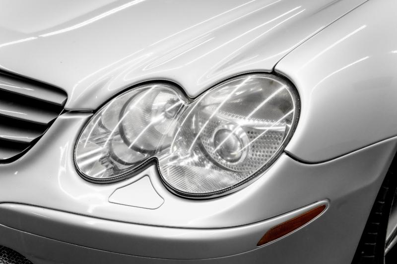 Mercedes-Benz SL500 2003 price $14,991