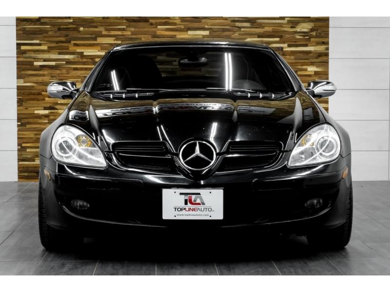 Mercedes-Benz SLK-Class 2008 price $9,491