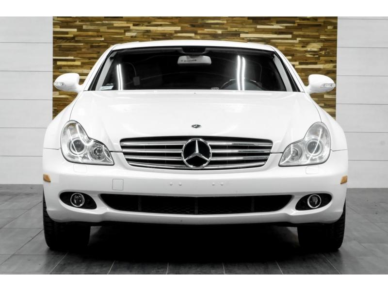 Mercedes-Benz CLS-Class 2007 price $12,491