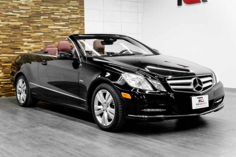 Mercedes-Benz E-Class 2012 price $19,991