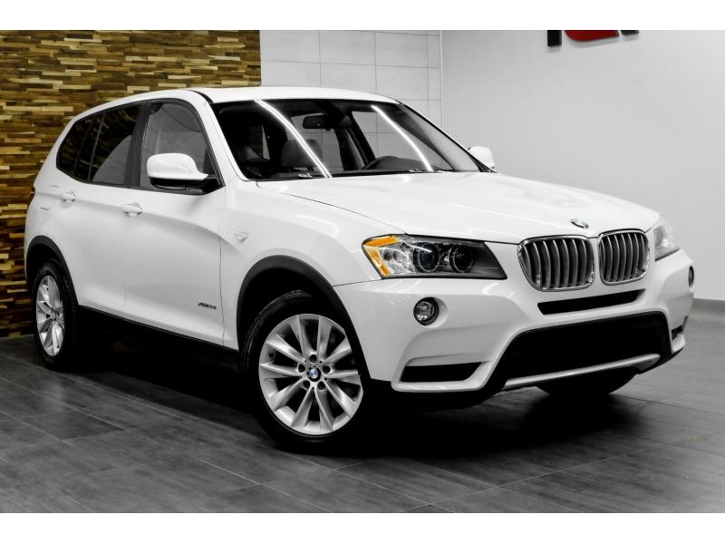 BMW X3 2014 price $13,991