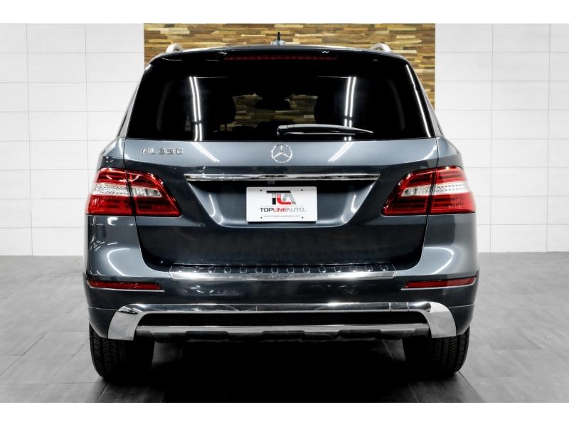 Mercedes-Benz M-Class 2014 price $18,491