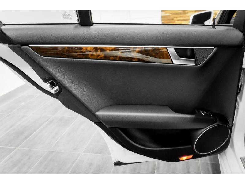 Mercedes-Benz C-Class 2012 price $10,991