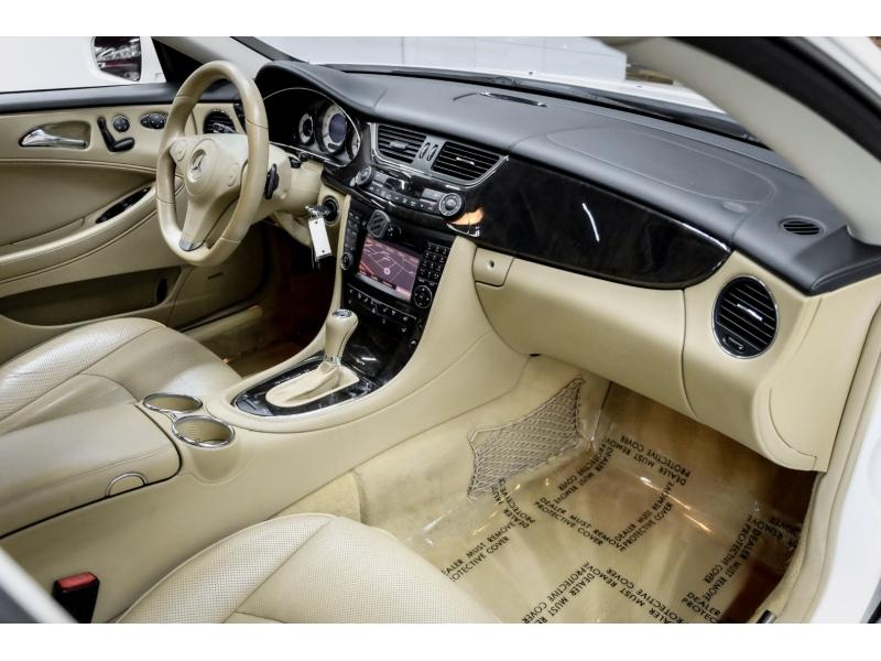 Mercedes-Benz CLS-Class 2010 price $13,991
