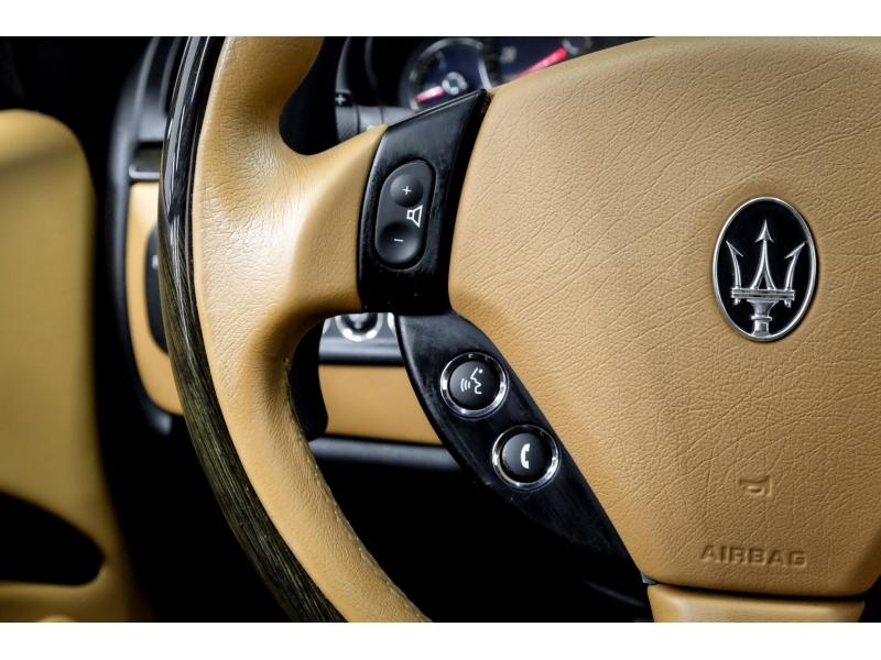Maserati GranTurismo 2013 price $37,992