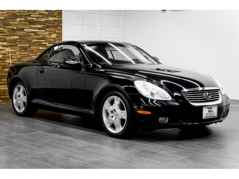 Lexus SC 430 2004 price $17,491