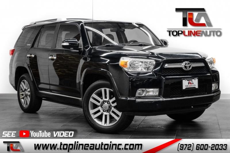 Toyota 4Runner 2012 price $16,991