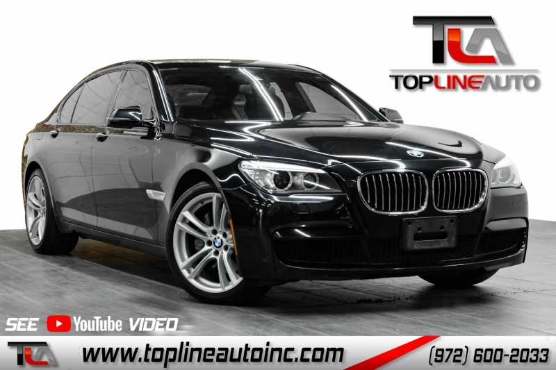 BMW 7-Series 2013 price $23,991