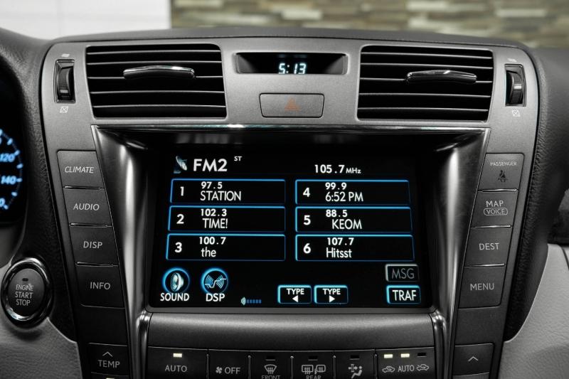 Lexus LS 460 2008 price $19,892