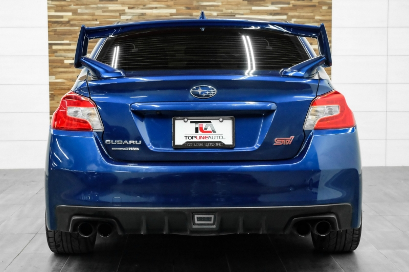 Subaru WRX STI 2015 price $25,491