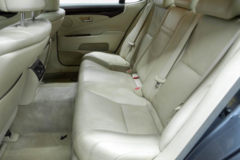 Lexus LS 460 2012 price $17,991