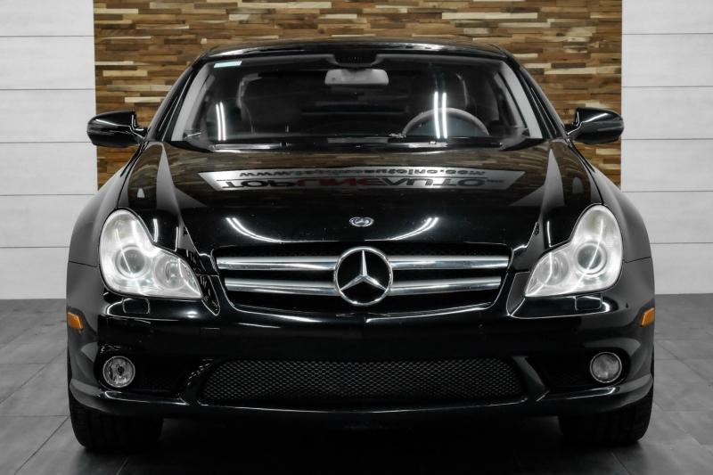 Mercedes-Benz CLS-Class 2009 price $12,991