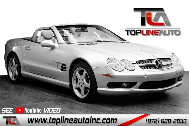 Mercedes-Benz SL-Class 2003 price $10,991