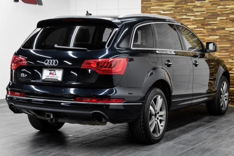 Audi Q7 2012 price $16,491