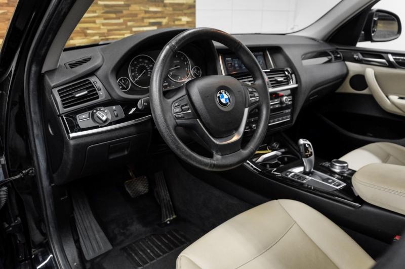 BMW X3 2017 price $18,491