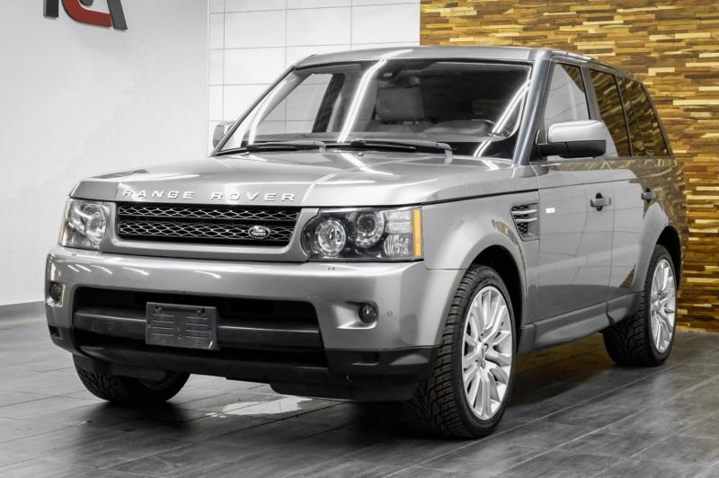 Land Rover Range Rover Sport 2011 price $14,991