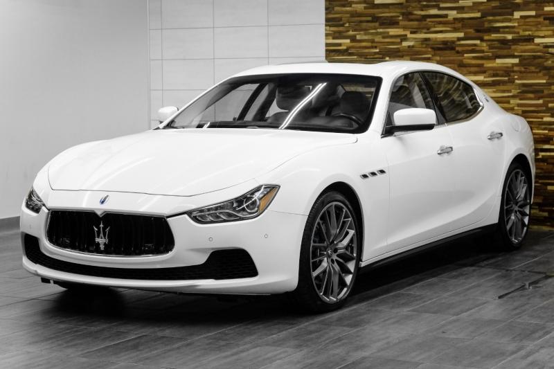 Maserati Ghibli 2014 price $28,991