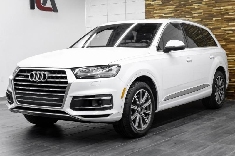 Audi Q7 2017 price $31,991