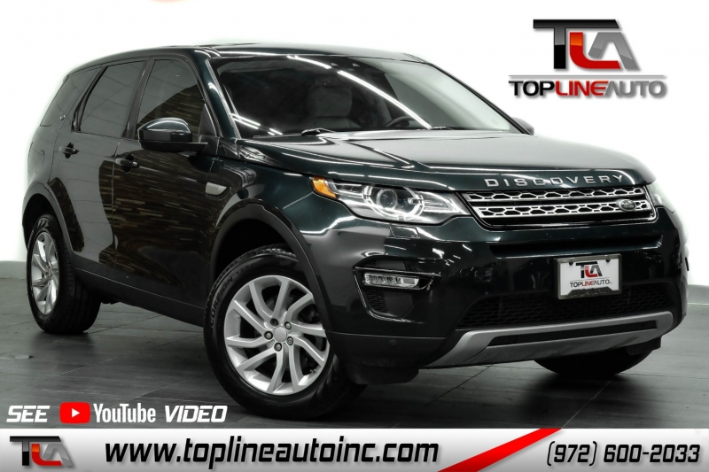 Land Rover Discovery Sport 2016 price $19,992