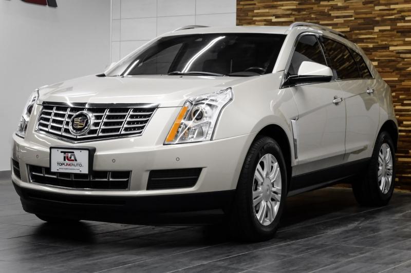 Cadillac SRX 2013 price $15,491