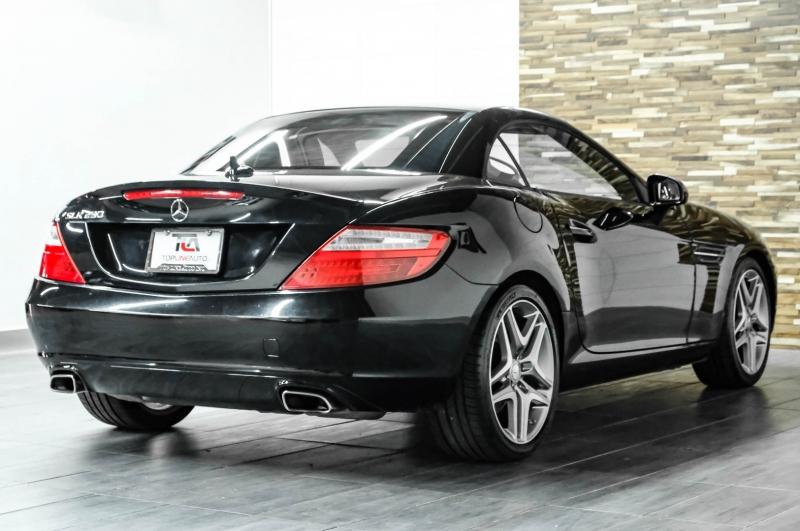 Mercedes-Benz SLK-Class 2015 price $24,991