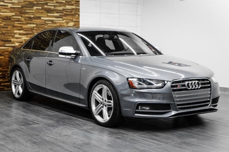 Audi S4 2014 price $24,991