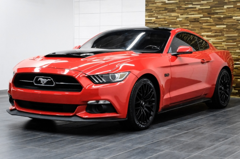 Ford Mustang 2015 price $27,491