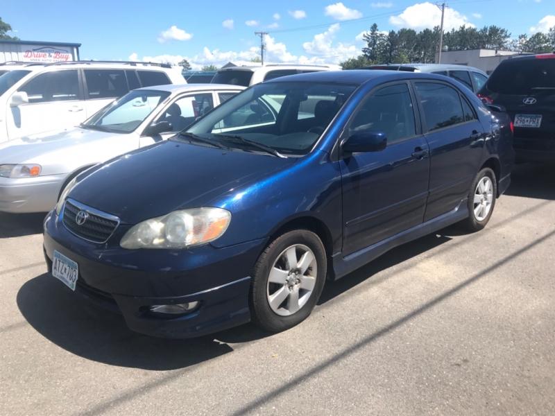 Toyota Corolla 2007 price $5,500