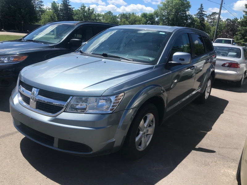Dodge Journey 2009 price $6,350