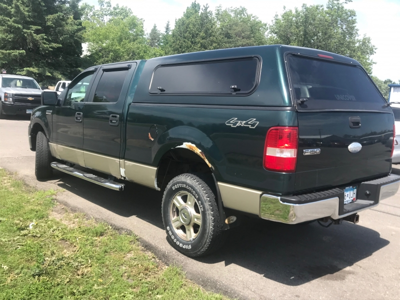Ford F-150 2007 price $5,250