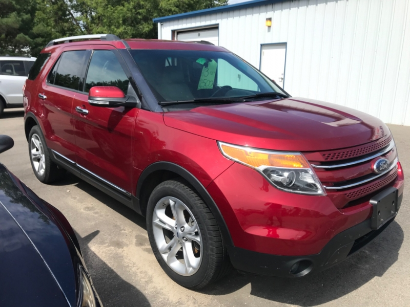 Ford Explorer 2013 price $12,995