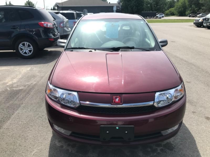Saturn Ion Sedan 2003 price $3,450