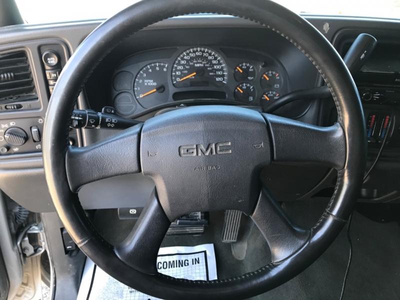GMC Sierra 1500 2004 price $7,995