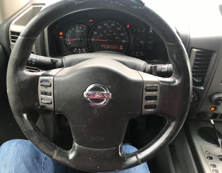 Nissan Titan 2004 price $0