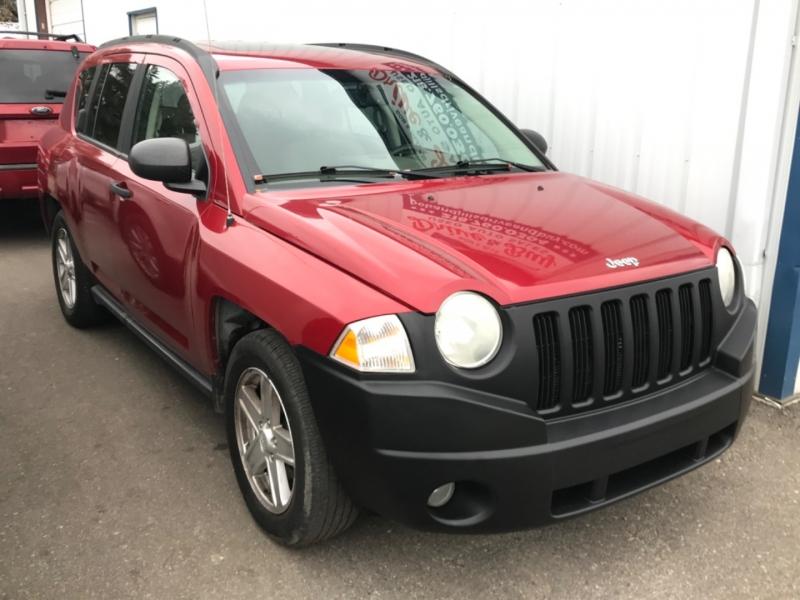 Jeep Compass 2007 price $5,750