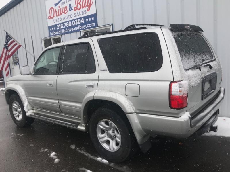 Toyota 4Runner 2001 price $6,500