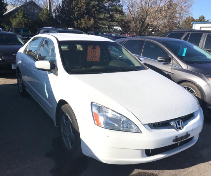 Honda Accord Hybrid 2005 price $3,995