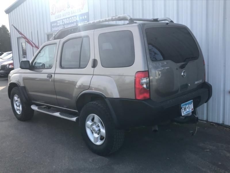 Nissan Xterra 2003 price $4,995