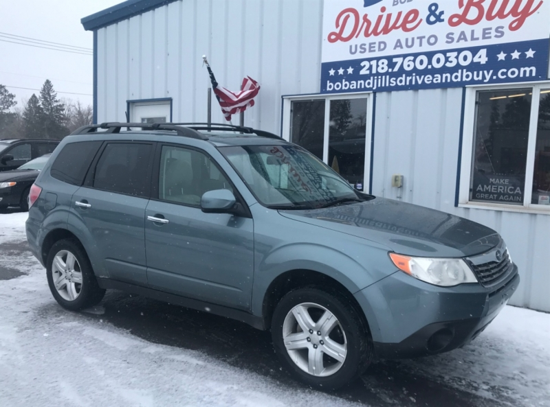 Subaru Forester 2010 price $7,450
