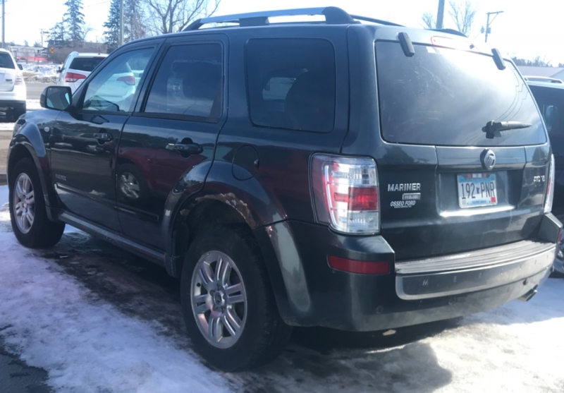 Mercury Mariner 2008 price $0