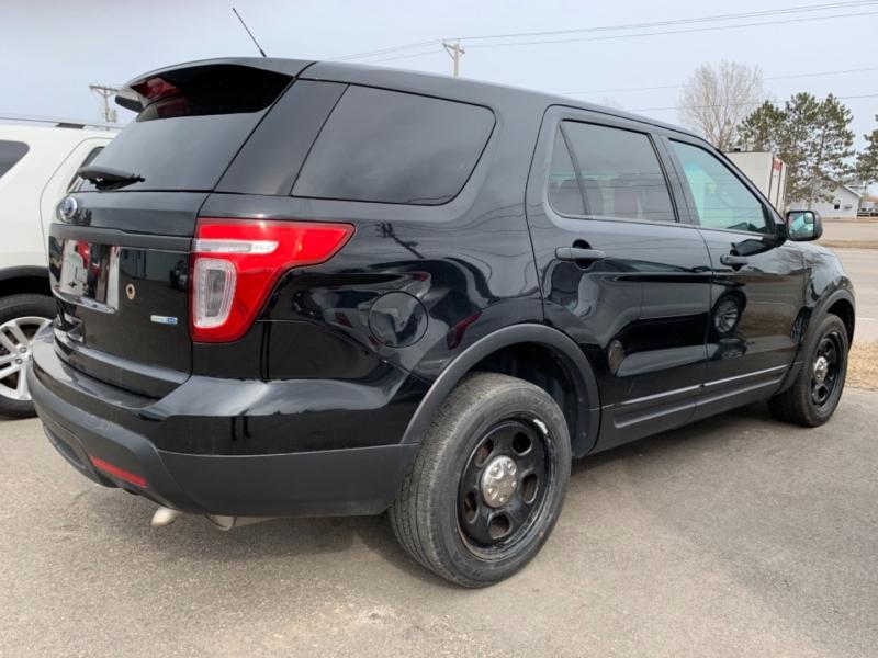 Ford Utility Police Interceptor 2015 price $11,995