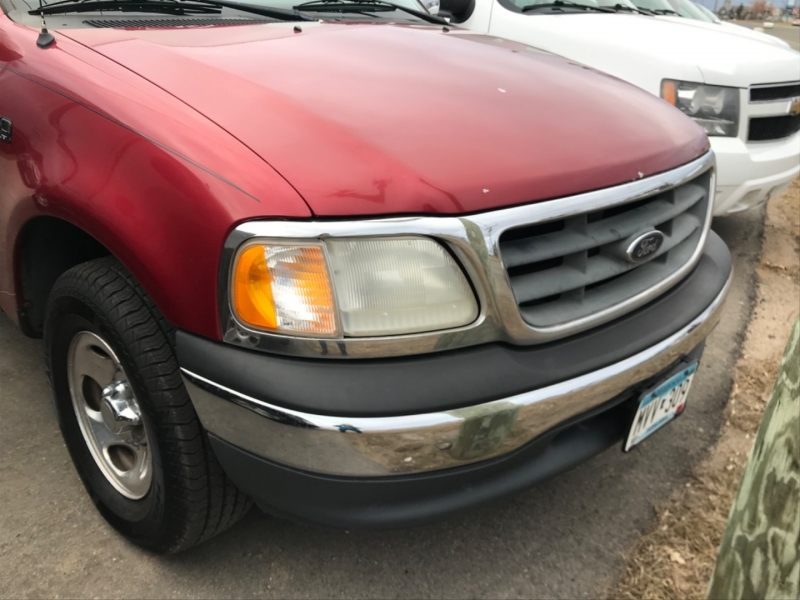Ford F-150 2000 price $3,995