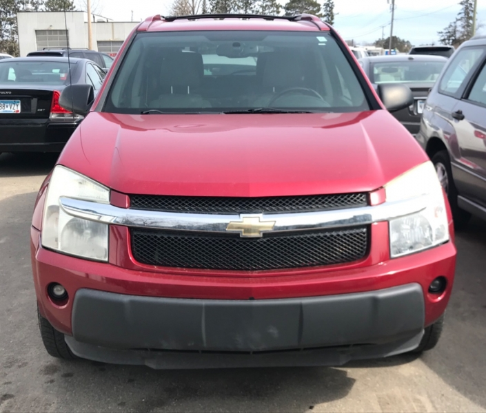 Chevrolet Equinox 2005 price $5,500